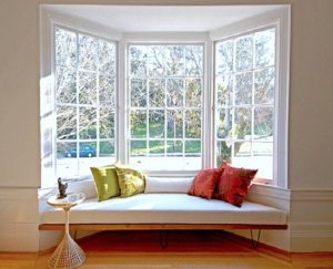 Dress Up the Bay Windows in Your Home